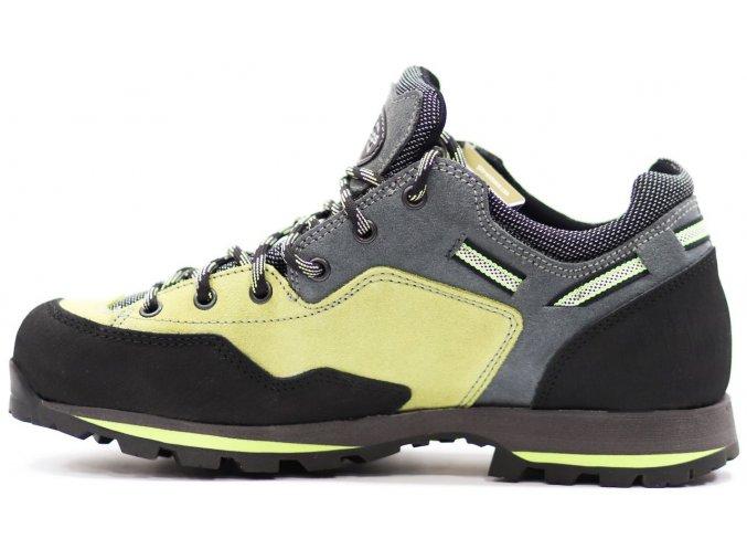 Prabos Ampato GTX trekové boty žluté