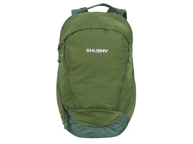 Husky Nefy 24l batoh zelený