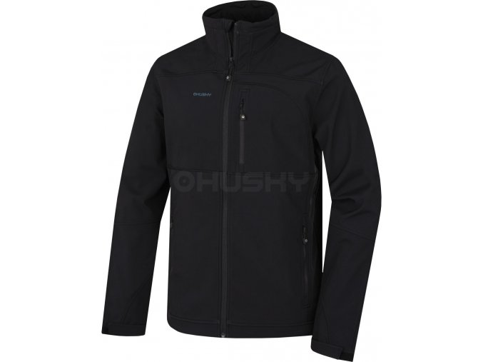 Husky Mari M pánská outdoorová bunda černá
