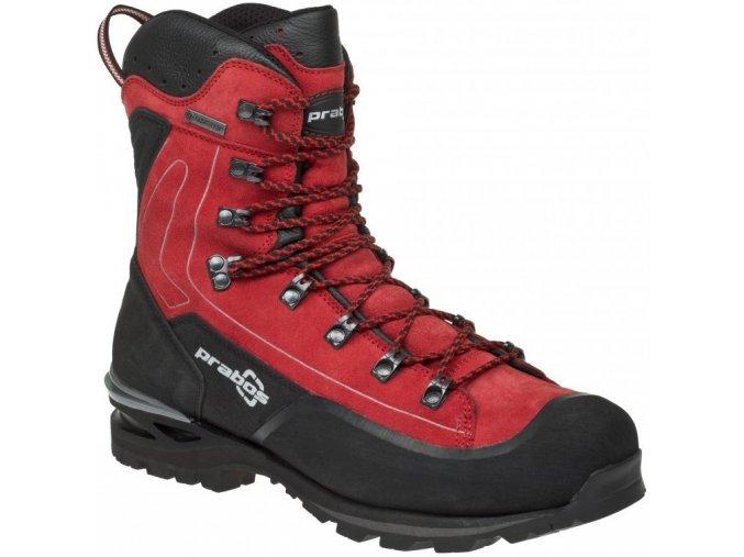 Prabos Pular GTX trekové boty červené