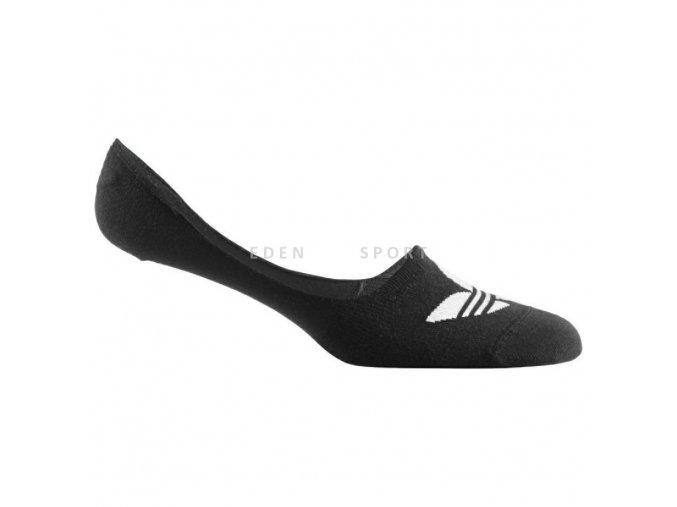 Adidas Sneaker ponožky černé