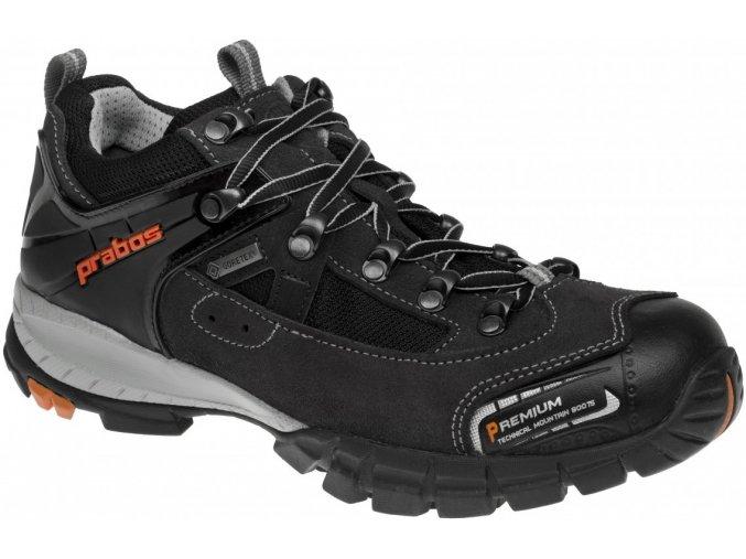 Prabos Nanga GTX trekové boty šedé