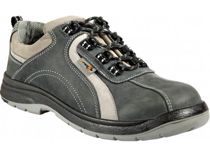 Prabos Merano GTX vycházková obuv šedá