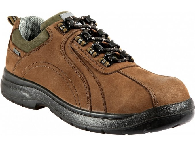 Prabos Merano GTX vycházková obuv hnědá
