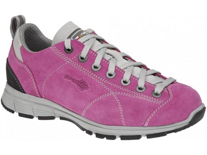 Prabos Rimini Magenta dámské trekové boty