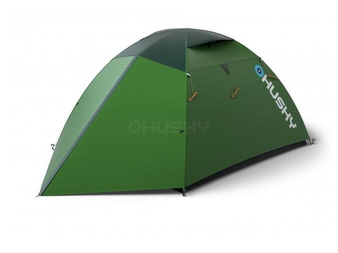 Husky Stan Extreme Lite Bright 4 zelená