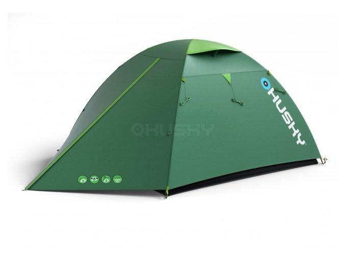 Husky Stan Outdoor Bird 3 plus-zelená