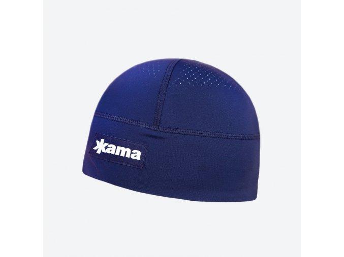 Kama A 87-108 běžecká čepice tmavě modrá