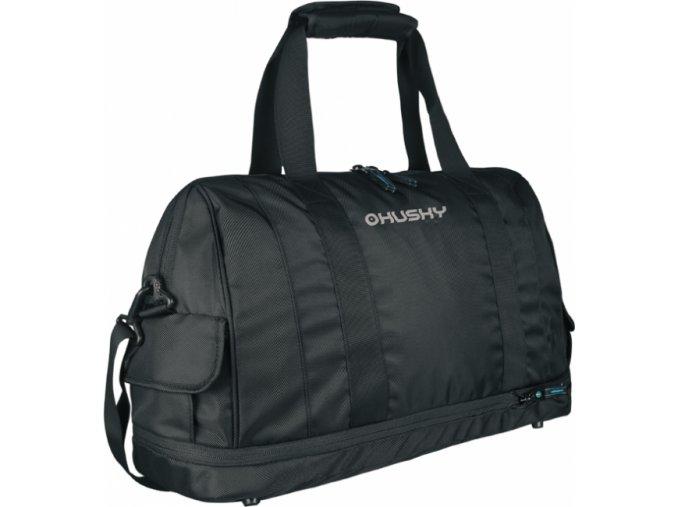Husky Glint taška 27/33 L černá