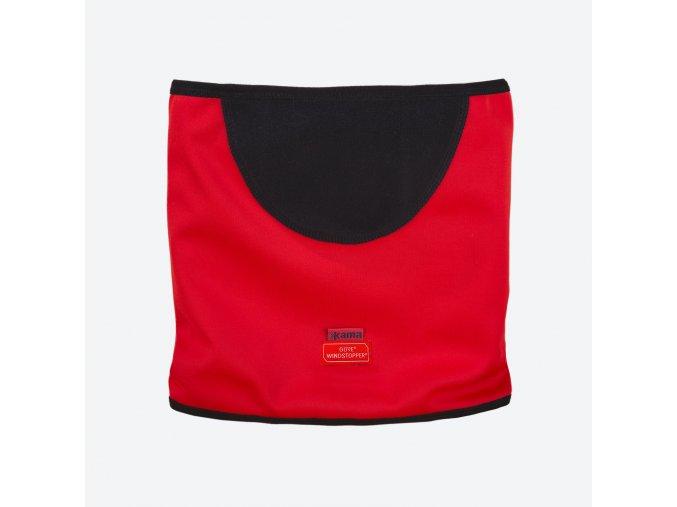 kama sw 01 104 soft shell nakrcnik cerveny