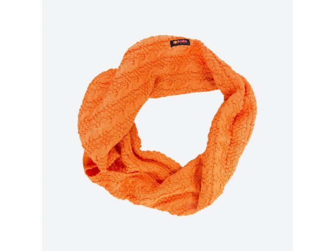 kama sb 12 103 detsky pleteny merino nakrcnik oranzovy