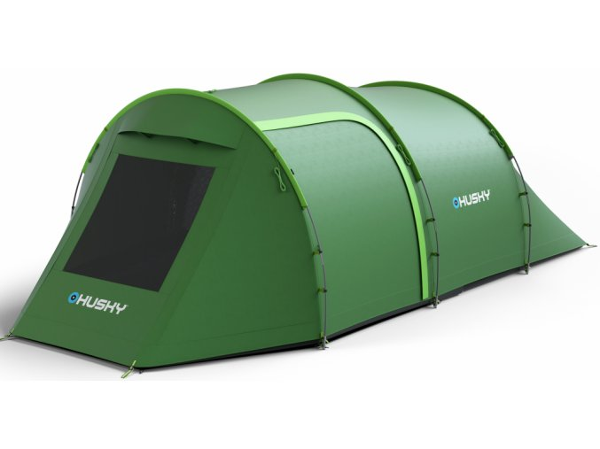Husky Stan Outdoor Bender 4 zelená