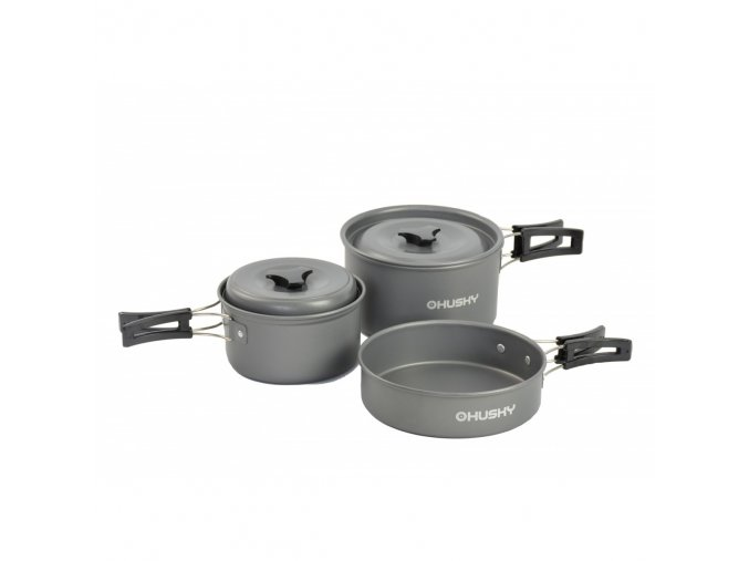 Husky nádobí Tendo antracitové
