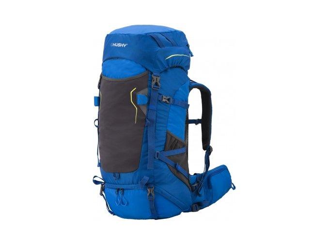 Husky Rony 50L expediční ultralight batoh modrý