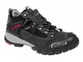 Prabos Nanga GTX-140 trekové boty šedo/červené