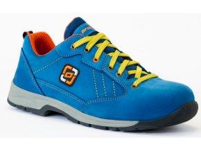 PRABOS pánská pracovní obuv DURIEL O2 S15862-modrá