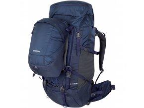 Husky Ravel 70+10l expediční batoh modrý