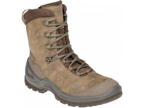 Prabos Vagabund High taktické outdoorové boty field camouflage