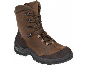 Prabos Vagabund High taktické outdoorové boty loamy brown