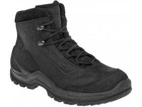 Prabos Vagabund Ankle S80657 outdoorové boty midnight black