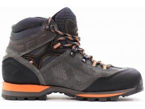 Prabos Acotango GTX trekové boty šedé