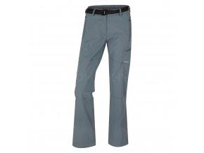 Husky Kauby L dámské outdoorové kalhoty tm. šedé