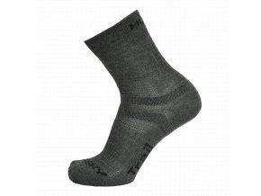 Husky Trail ponožky antracitové