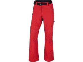 Dámské outdoor kalhoty - Kresi L červená