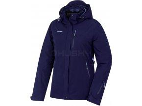 husky-gairi-damska-lyzarska-bunda-tmave-modra