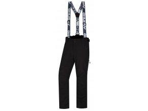 Husky Galti M pánské lyžařské kalhoty černé