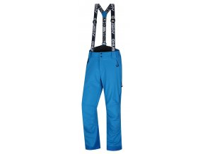 Husky Galti M pánské lyžařské kalhoty modré