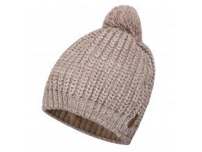 Husky Cap 16 dámská čepice krémová