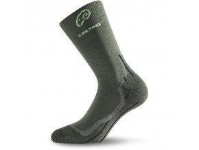 whi 620 zelene vlnene ponozky