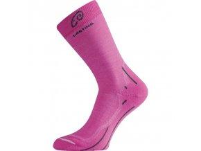 merino-ponozky-lasting-whi-408-ruzove