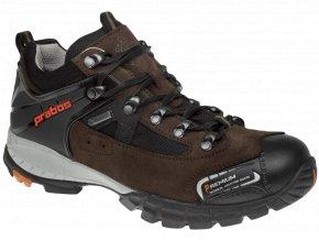 Prabos Nanga GTX trekové boty hnědé