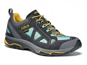 Asolo Megaton GV graphite/pool side/A138 dámská treková obuv