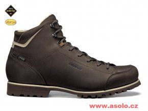 asolo icon gv dark brown date a829 panske trekove boty