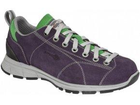 Prabos Rimini viola dámské trekové boty