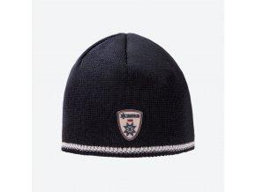 Kama AW 54-110 pletená merino čepice černá