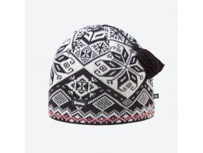 Kama AW 61-110 pletená merino čepice černá