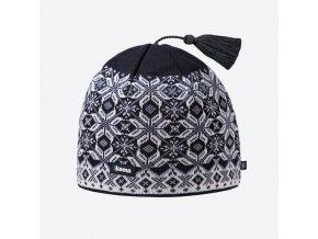 Kama A 57-110 pletená merino čepice černá