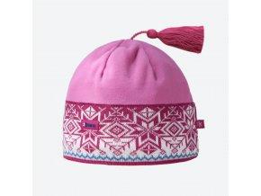 Kama A 52-114 pletená merino čepice růžová