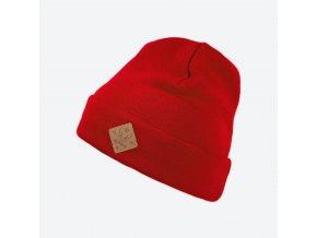 kama kamakadze k 50 104 pletena merino cepice cervena