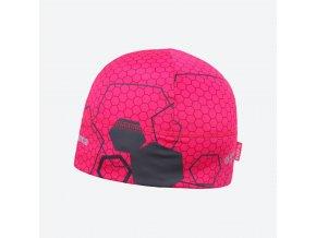 Kama AW 66-114 běžecká čepice růžová
