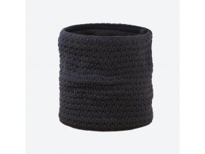 Kama S 26 111 Merino pletený nákrčník tmavě šedý
