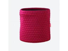 kama s 26 114 merino pleteny nakrcnik ruzovy