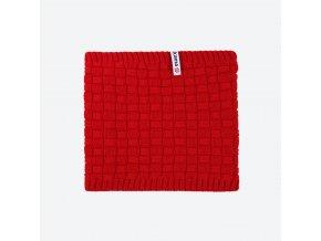 kama s 25 104 merino pleteny nakrcnik cerveny