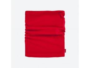 kama s 01 104 fleecovy nakrcnik cerveny