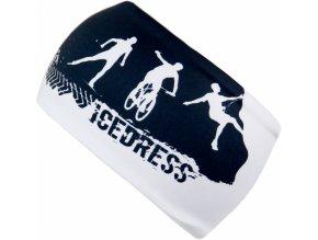 icedress sports white sportovni celenka