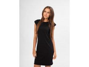 IceDress Angelika dámské šaty černé